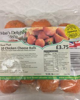 Maa's Delight Cheese Balls