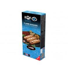 KQF Classic Lamb Sausages 9pk