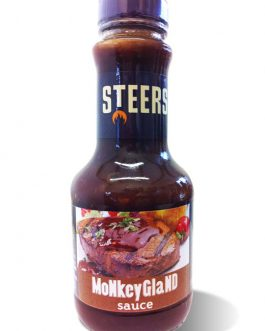 Steers Sauces – Monkeygland