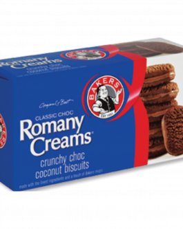 Romany Creams Biscuits – Chocolate