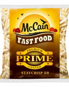 McCain 3/8 Fries