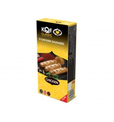 KQF Classic Chicken Range Sausages 9pk