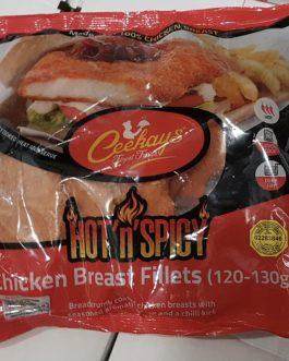 Ceekay's Hot & Spicy Chicken Breast Fillets (HMC) 780g