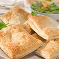 Jasat's Chicken SweetCorn Pasty