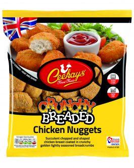 Ceekays Breaded Chicken Nuggets 700g