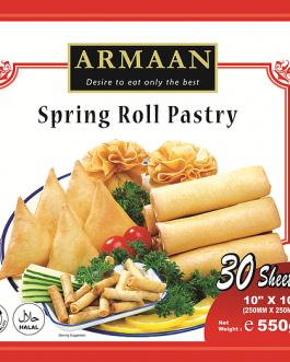 Armaan Springroll Pastry 30 sheet