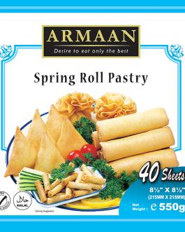 Armaan Springroll Pastry 40 sheet