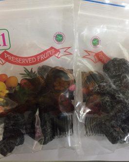 Black Sweet & Sour seedless Prune