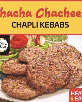 Chacha Chachee's Chapli Kebabs 20pk