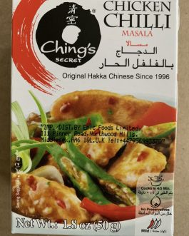Chings Chicken Chilli Masala 50g