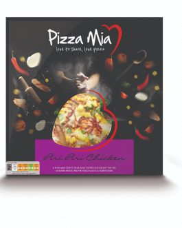 Pizza Mia Peri Peri Chicken Pizza