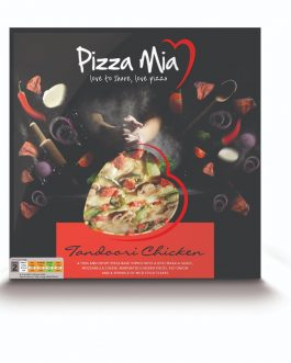 Pizza Mia Tandoori Chicken Pizza