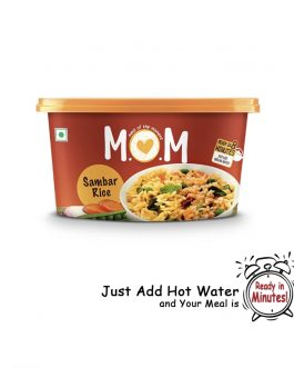 M.O.M Sambar Rice Instant Ready Meal