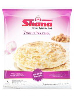Shana Onion Paratha 5pcs 400g