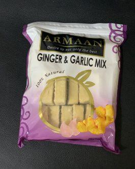 Armaan Garlic Ginger Mix Cubes 400g