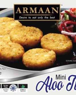 Armaan Aloo Tikki 800g 20Pcs