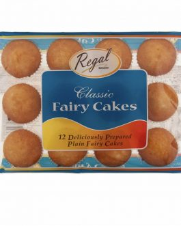 Regal Plain Fairy Cakes 280g