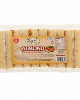 Regal Almond Cake Slices 5 Pack