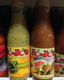 Jojos Sauces – Jalapeno