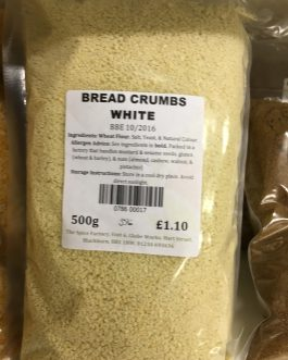Bread Crumbs – White