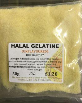 Halal Gelatine (UNFLAVOURED)