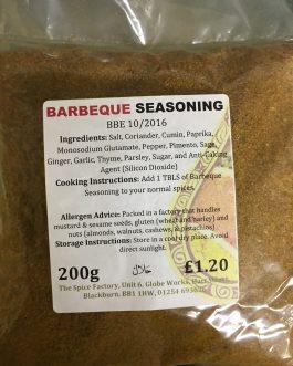 Barbeque Seasoning