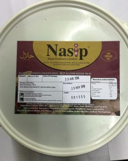 Nasip Donner Bucket (No Shipping)
