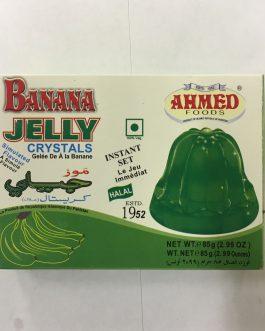 Ahmed Food – Banana Jelly Crystal