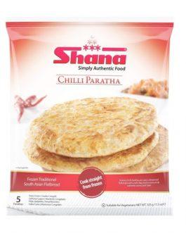Shana Chilli Paratha 5 Pack 400g