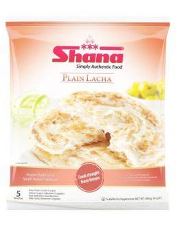 Shana Plain Lacha Paratha 5 Pack 400g
