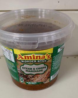 Aminas Wonder Spice Steak & Chops 1kg