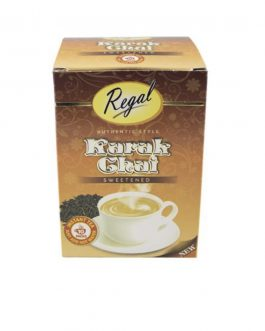 Regal Karak Chai (Tea) 10 Sachets