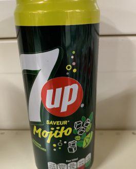 7up mojito can