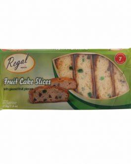 Regal Fruit Cake Slices 210g