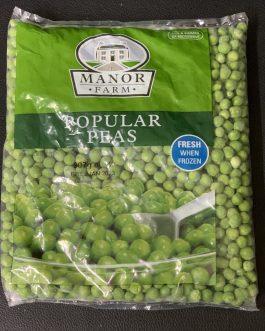 Manor Farm Popular Peas 907g