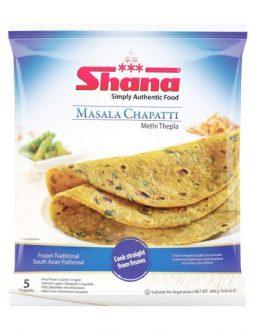 Shana Masala Chappati 5Pack 300g