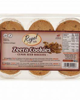 Regal Zeera Cookies (Egg Free) 16pk