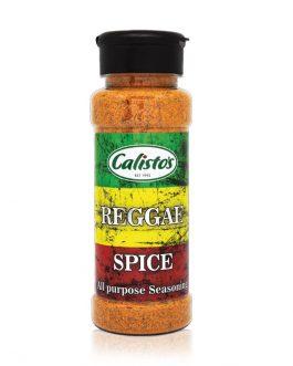 Calisto's Reggae Spice 165g