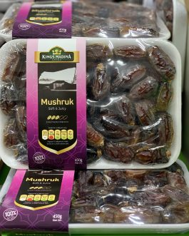 Kings Madina Dates Mushruk 450g