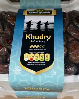 Kings Madina Khudry Dates 1.5kg