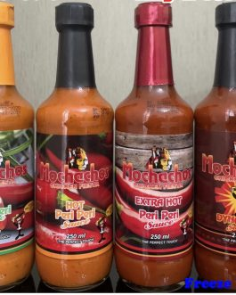2 x Mochachos Peri Sauces Offer see below