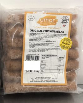 Umar QF Chicken Kebabs 14pk