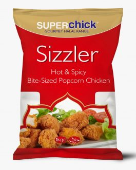 Superchic Sizler Hot & Spicy Popcorn
