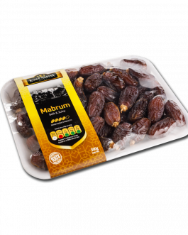 Kings Madina Mabrum Dates 450g