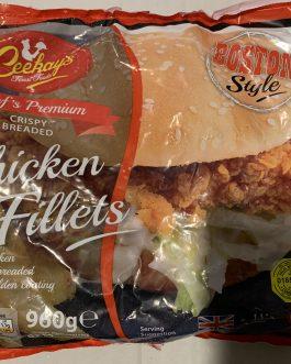 Ceekay's Crispy Breaded Chicken Fillets 960g