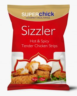 Superchic Sizler Hot & Spicy Tender Strips