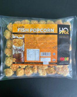 HQ Crispy Fish Popcorn