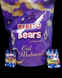 Eid Bebeto Bears multipack 50 bags