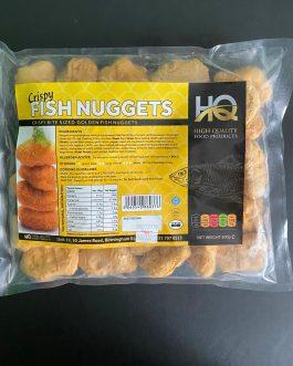 HQ Crispy Fish Nuggets
