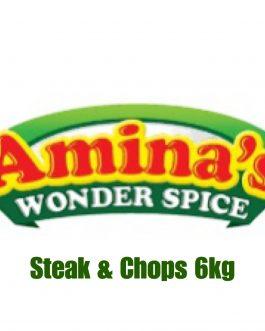 Aminas Wonder Spice Steak & Chops 6KG